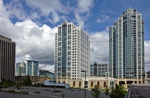 apartments near seattle: bellevue