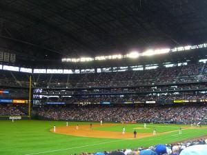 apts seattle: stadium