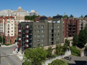 Metropolitan Park Apartments in Downtown Seattle